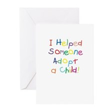 helped1200 Greeting Cards