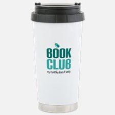 Book Club Sanity Stainless Steel Travel Mug