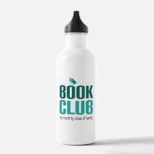 Book Club Sanity Water Bottle