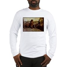 The Sentinel, 1909.png Long Sleeve T-Shirt