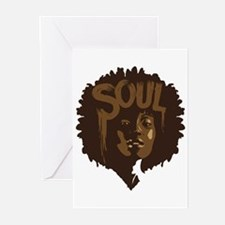 Soul Fro Greeting Cards (Pk of 10)