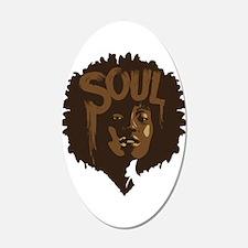 Soul Fro Wall Sticker