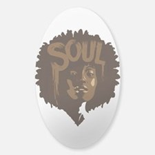Soul Fro Decal