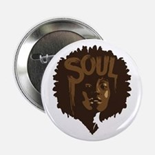 "Soul Fro 2.25"" Button"