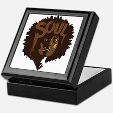 Soul Fro Keepsake Box