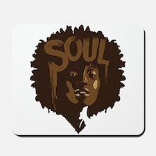 Soul Fro Mousepad
