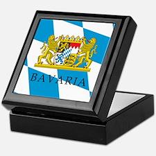 Bavaria Coat Of Arms Keepsake Box
