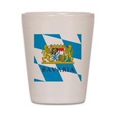 Bavaria Coat Of Arms Shot Glass