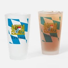 Bavaria Coat Of Arms Drinking Glass