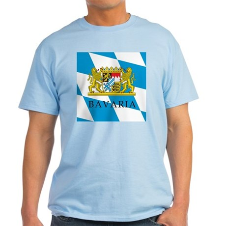 Bavaria Coat Of Arms Light T-Shirt