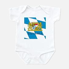 Bavaria Coat Of Arms Infant Bodysuit