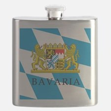Bavaria Coat Of Arms Flask