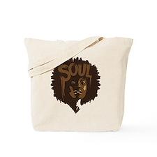 Soul Fro Tote Bag