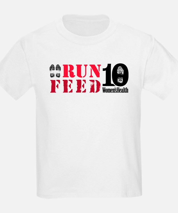 RUN 10 FEED 10 T-Shirt