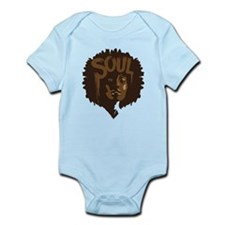 Soul Fro Infant Bodysuit