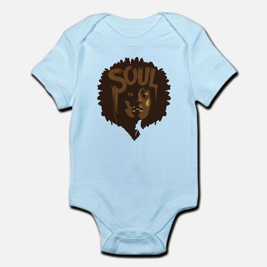 Soul Fro Infant Bodysuit