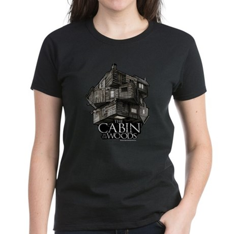Cabin in the Woods Cube Women's T-Shirt