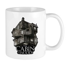 Cabin in the Woods Cube Small Mug