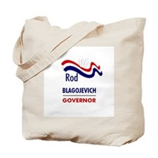 Blagojevich 06 Tote Bag