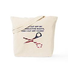 Reproductive Rights Tote Bag