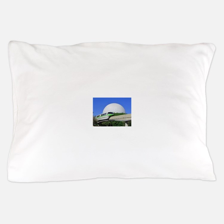Monorail sample Pillow Case