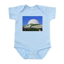 Monorail sample Infant Bodysuit
