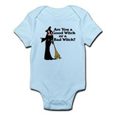 Good witch or BAD witch Infant Bodysuit