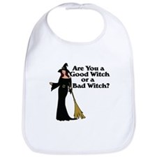 Good witch or BAD witch Bib