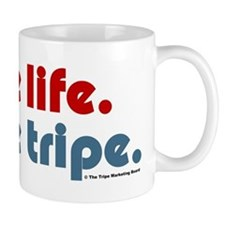 Love life. Love tripe. Mug