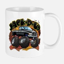 Black Jack-R-Up Ram Mug