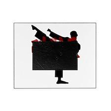 Tae Kwon Do Grunge Hanja Kanji Tee Picture Frame