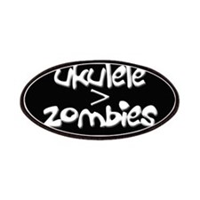 Ukulele is greater than Zombies Patches
