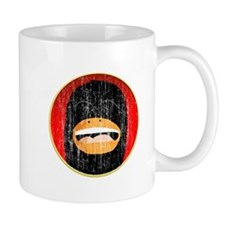 Distressed laughing Penguin head 2.png Mug