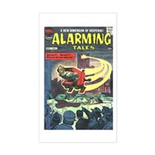 Alarming Tales #1 Decal