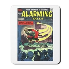 Alarming Tales #1 Mousepad