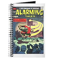 Alarming Tales #1 Journal