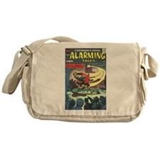 Alarming Tales #1 Messenger Bag