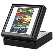 Alarming Tales #1 Keepsake Box