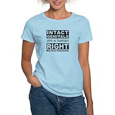 Unique Genital integrity T-Shirt