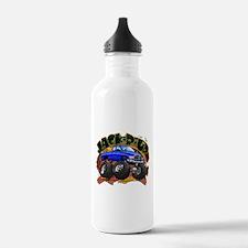 Blue Jack-R-Up Ram Water Bottle