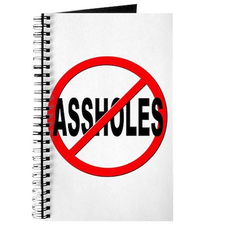 Anti / No Assholes Journal