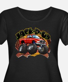 Red Jack-R-Up Ram T