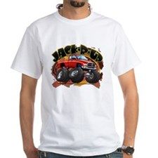 Red Jack-R-Up Ram Shirt