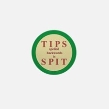 Tips Mini Button