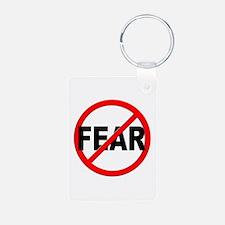 Anti / No Fear Keychains