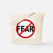 Anti / No Fear Tote Bag