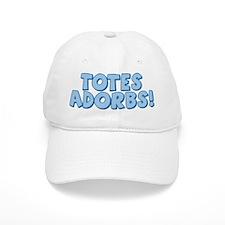 Totes Adorbs Baseball Cap