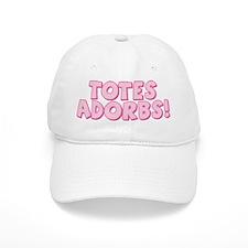 Totes Adorbs (pink) Baseball Cap