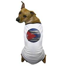 Cuban Baseball Dog T-Shirt