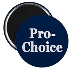 "Pro-Choice 2.25"" Magnet"